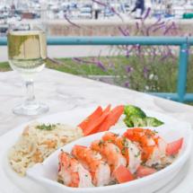 Breakwater-Restaurant-scampi-dinner-special